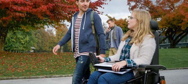 تعامل با فراد دارای معلولیت